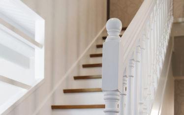 Peinture - escalier - Redon